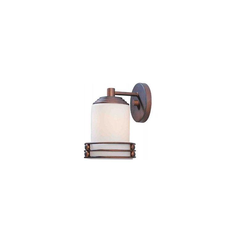 """Volume Lighting V9361 Avila 1 Light 9.25"""" Height Outdoor Wall Sconce"""