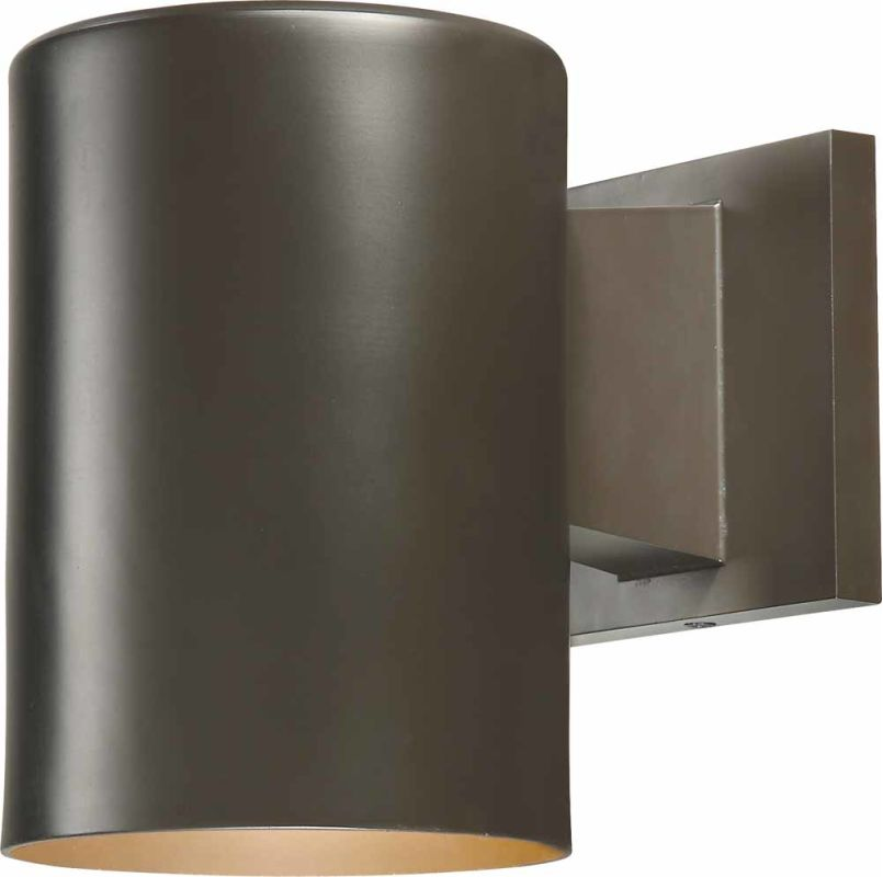 """Volume Lighting V9625 1 Light 7.25"""" Height Outdoor Wall Sconce with"""