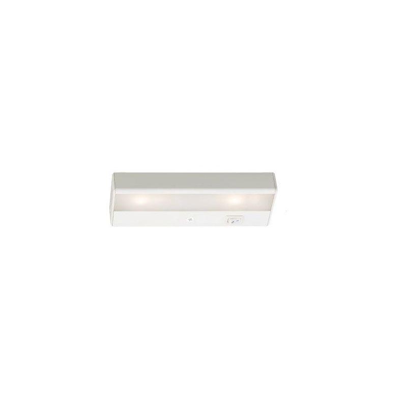 "WAC Lighting BA-LED2 8"" Length 3000K High Output LED Under Cabinet"