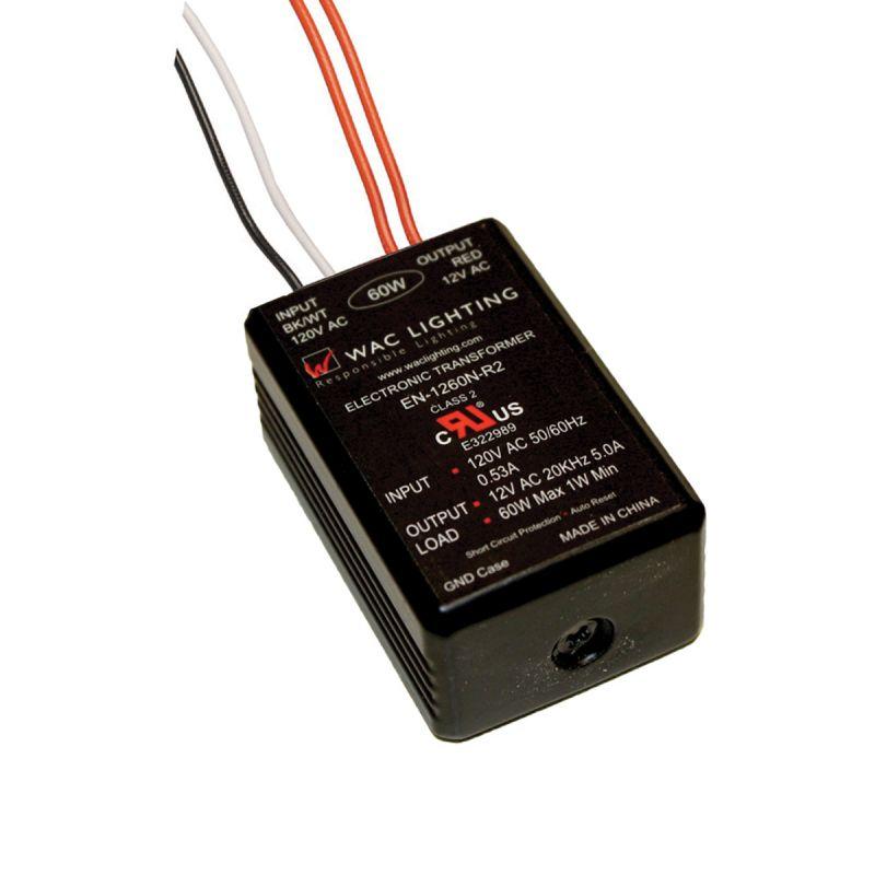 WAC Lighting EN-1275-R-AR 12 Volt Non-Enclosed Electronic Transformer Sale $36.00 ITEM: bci297677 ID#:EN-1275-R-AR UPC: 790576094618 :