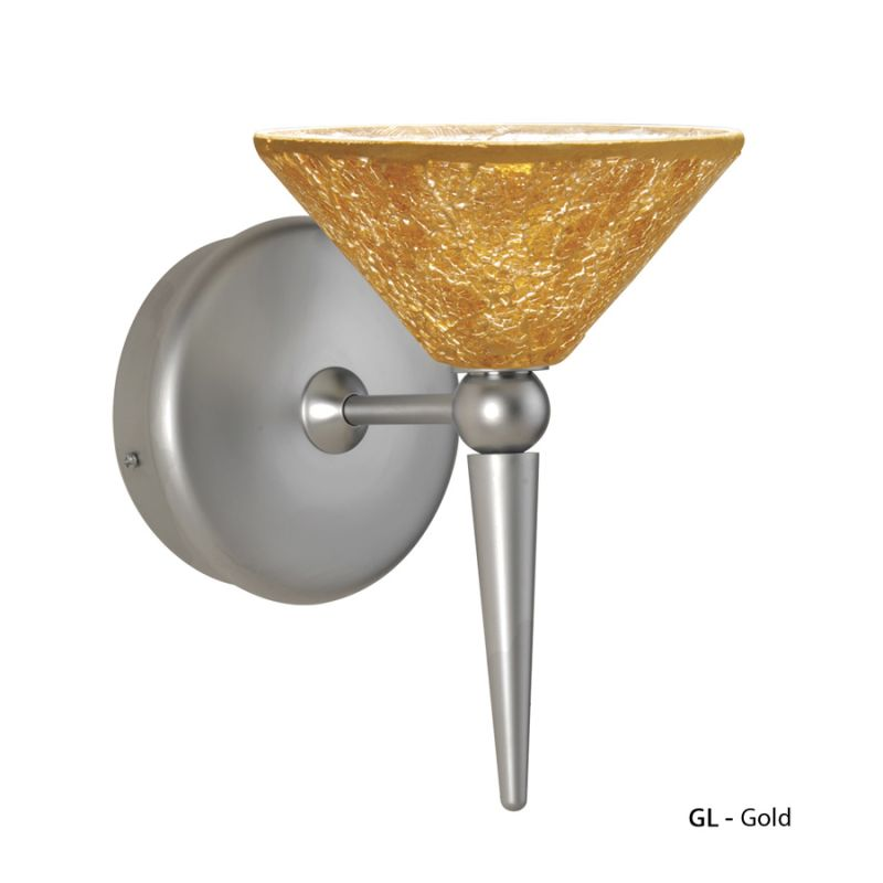 WAC Lighting G559 Replacement Glass for Micha Collection Fixtures Gold