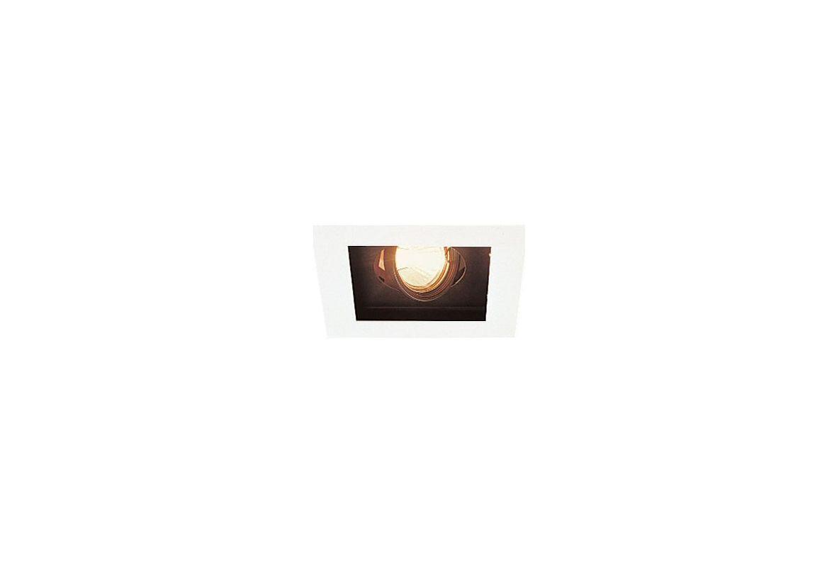 "WAC Lighting MT-116 6"" Multiple Spot Recessed Light Adjustable Trim"