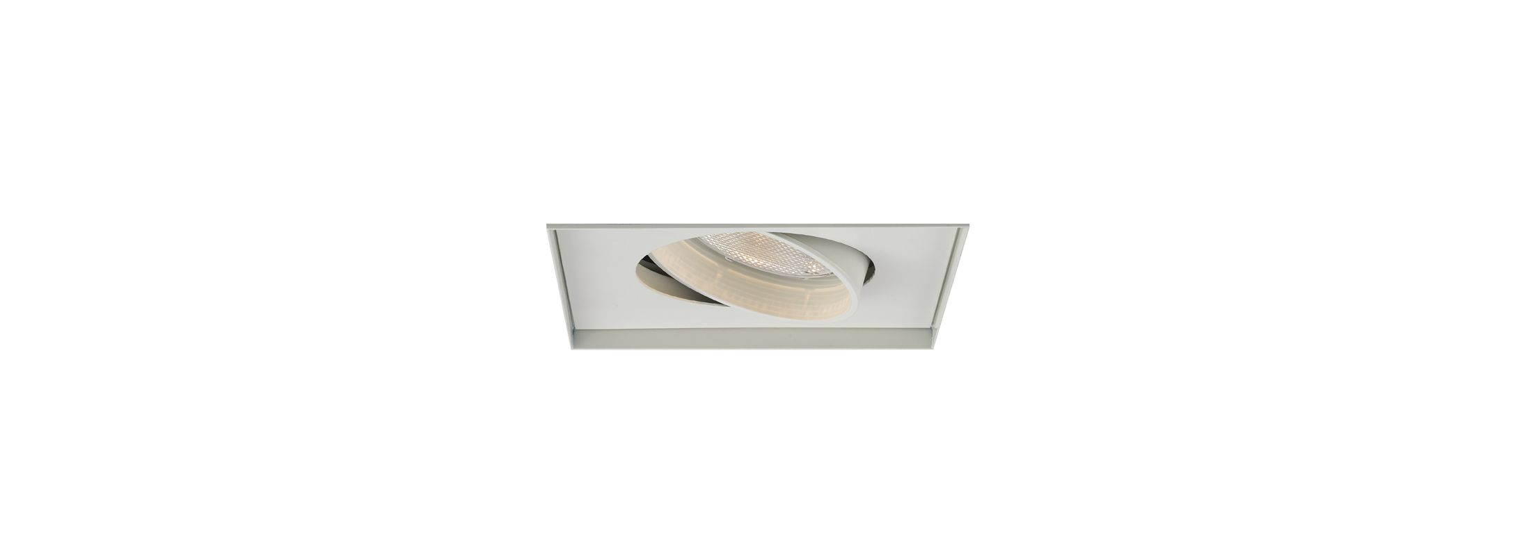 "WAC Lighting MT-130TL 6"" Multiple Spot Recessed Light Adjustable Trim"