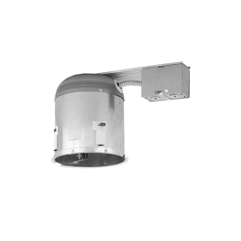 "WAC Lighting R-603D-R-ICA 6"" Trim Recessed Light Housing for Remodel"