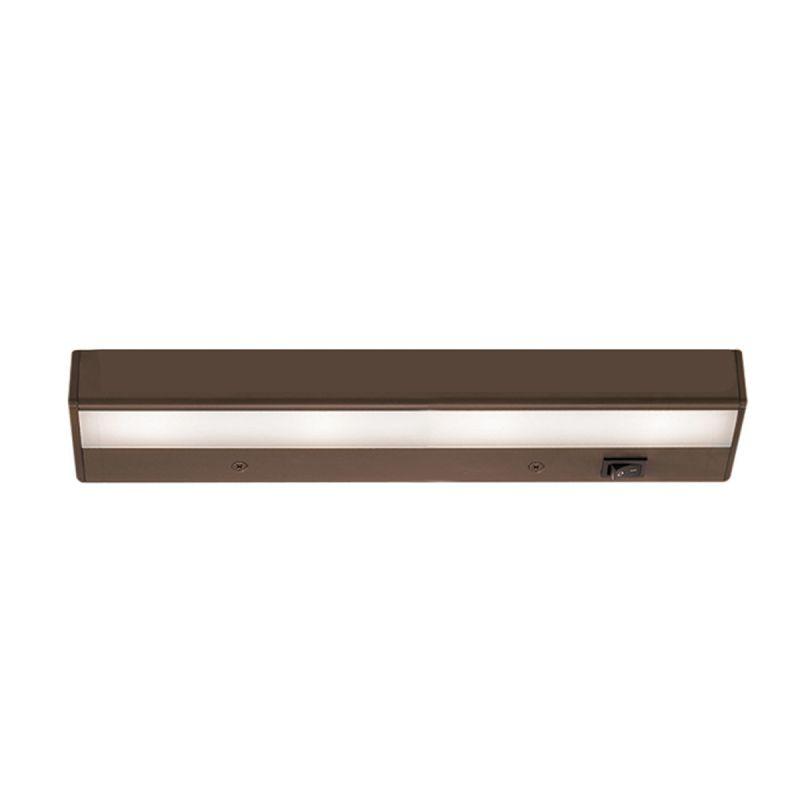 "WAC Lighting BA-LED4 12"" Length 3000K High Output LED Under Cabinet"