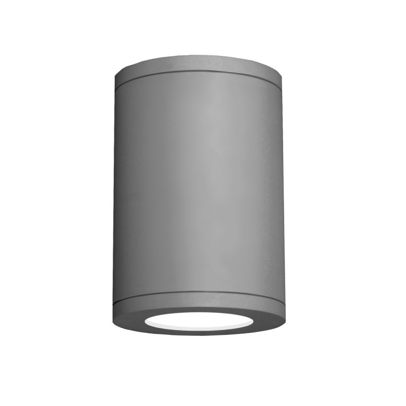"WAC Lighting DS-CD05-S27 5"" Diameter LED Dimming Outdoor Flush Mount"