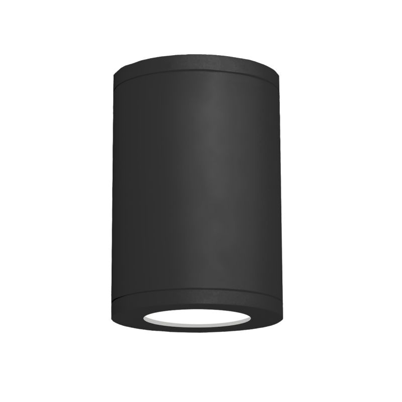 "WAC Lighting DS-CD06-S27 6"" Diameter LED Dimming Outdoor Flush Mount"
