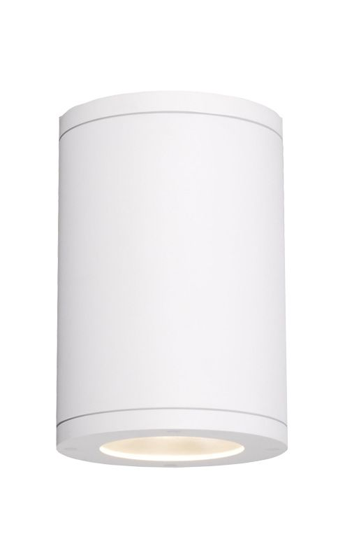 WAC Lighting DS-CD08-N30 8&quote Diameter LED Dimming Outdoor Flush Mount