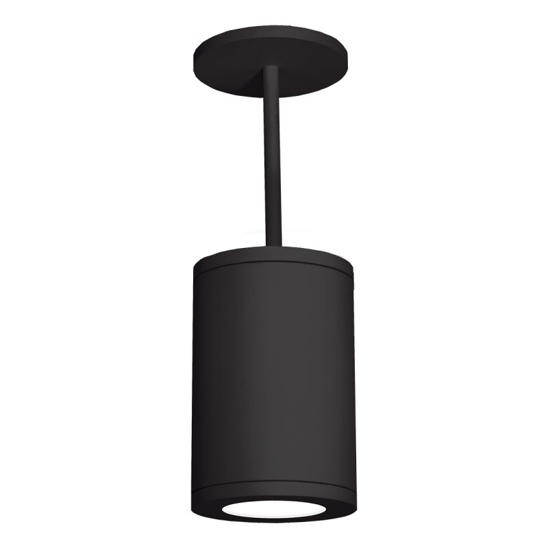 "WAC Lighting DS-PD05-S27 5"" Diameter LED Dimming Outdoor Semi-Flush"