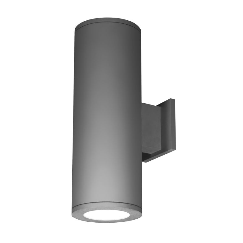 """WAC Lighting DS-WD06-F927B 6"""" Diameter LED Dimming Outdoor Double Wall"""