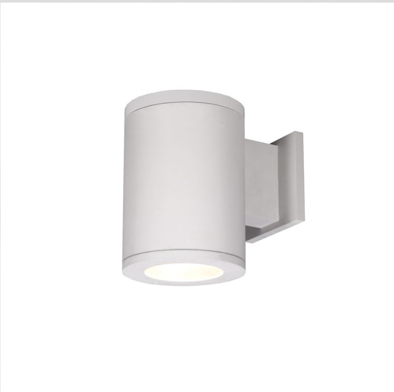"""WAC Lighting DS-WS06-F30B 6"""" Diameter LED Dimming Outdoor Wall Sconce"""