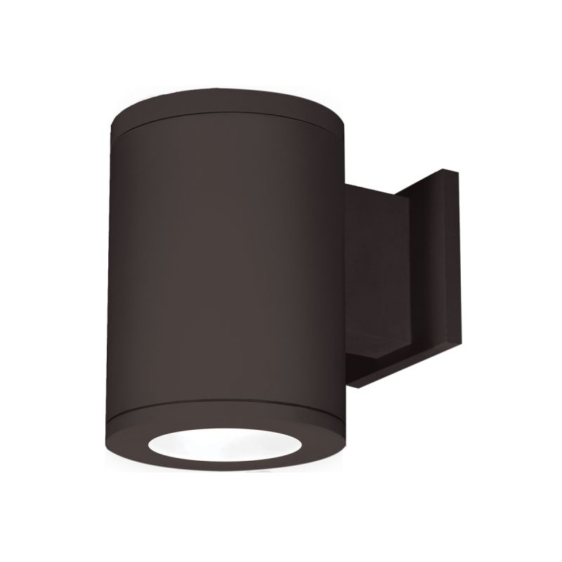 """WAC Lighting DS-WS06-F927B 6"""" Diameter LED Dimming Outdoor Wall Sconce"""