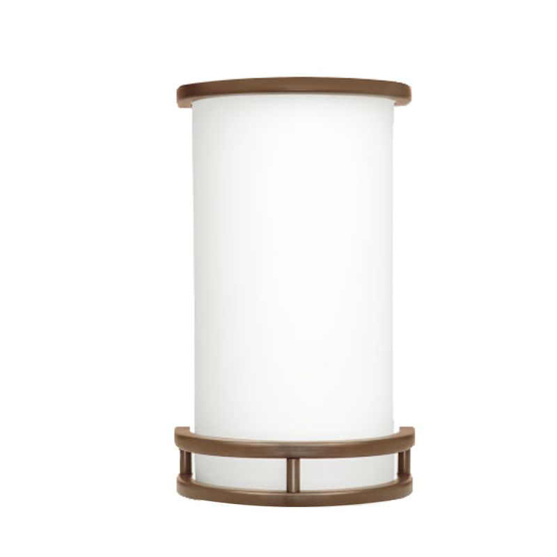 WAC Lighting DW-AC6-1QF18-BZ Manhattan 1 Light ADA Wall Sconce Bronze Sale $54.00 ITEM: bci2276873 ID#:DW-AC6-1QF18-BZ/OG UPC: 790576108247 :