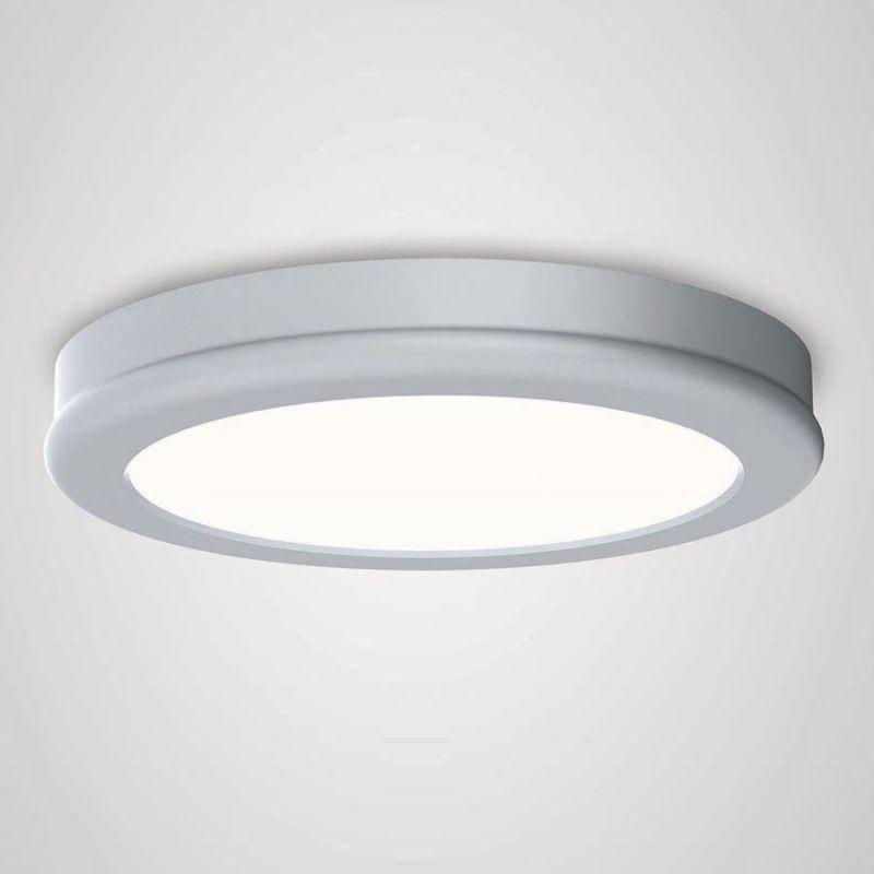 "WAC Lighting FM-4606-30 Geos 6"" LED Dimming 3000K Round Flush Mount Sale $99.00 ITEM: bci2416297 ID#:FM-4606-30-TT UPC: 790576307626 :"