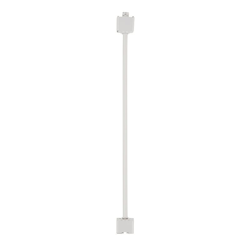 "WAC Lighting H48 48"" Height Extension Rod for H-Track Systems White"