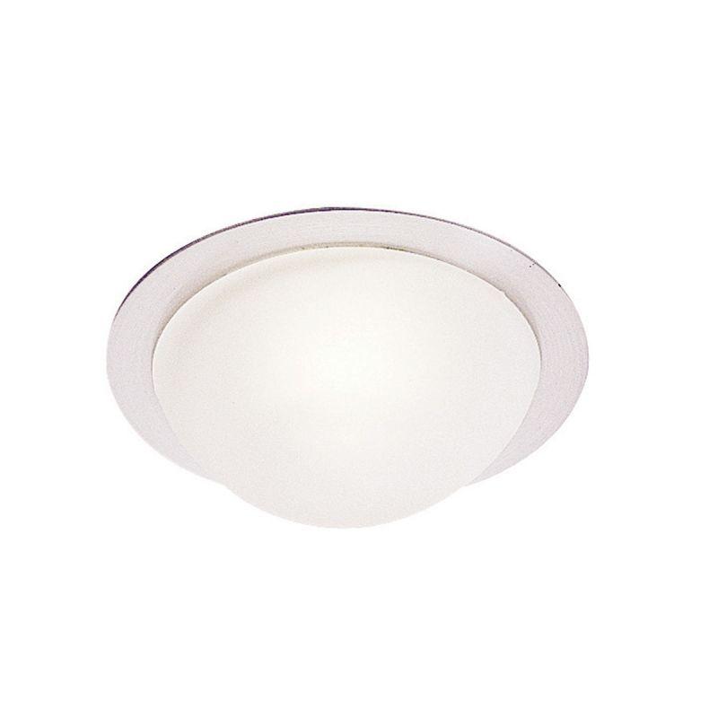 wac lighting hr 1138 wt white wide 1 light low voltage under. Black Bedroom Furniture Sets. Home Design Ideas