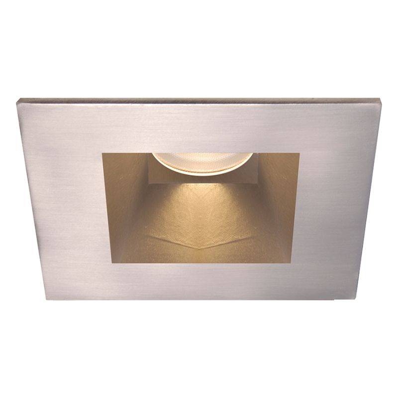WAC Lighting HR-3LED-T718N-W Trim Brushed Nickel Recessed Lights Sale $162.00 ITEM: bci2046731 ID#:HR-3LED-T718N-W-BN UPC: 790576215815 :
