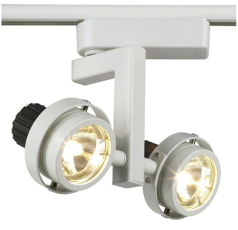 WAC Lighting JHT-817 Low Voltage Track Heads Compatible with Juno Sale $108.00 ITEM: bci328315 ID#:JHT-817-WT UPC: 790576086415 :