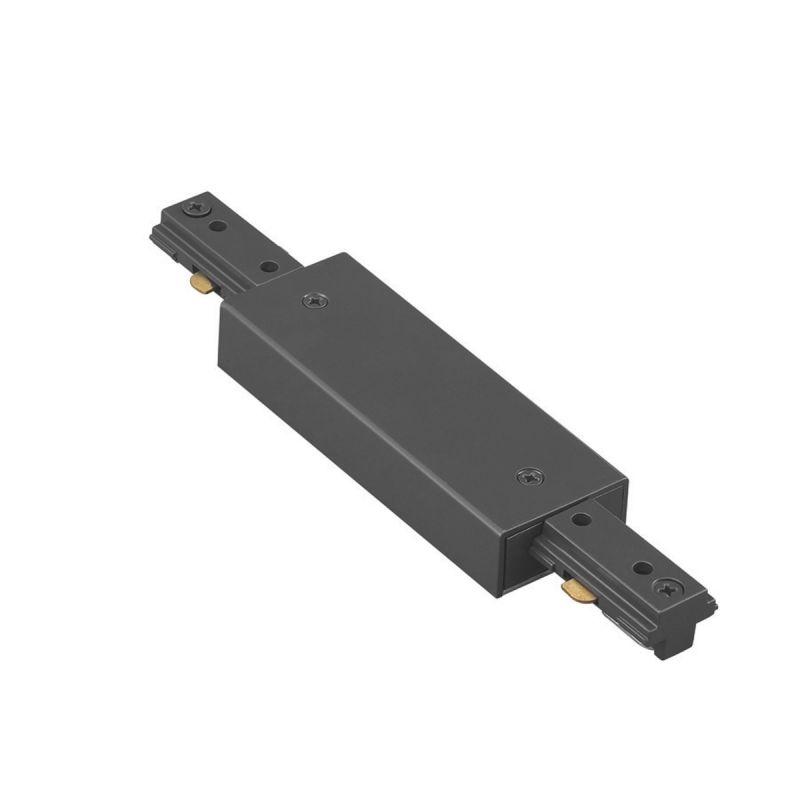 "WAC Lighting LI-PWR 7"" Length Power I-Connector for L-Track Systems Sale $16.50 ITEM: bci180552 ID#:LI-PWR-BK UPC: 790576019789 :"