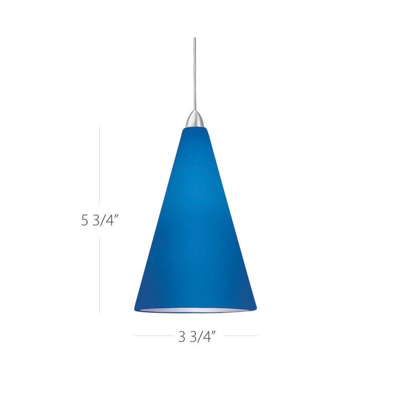 WAC Lighting MP-611-BL April 1 Light Low Voltage Monopoint Mini