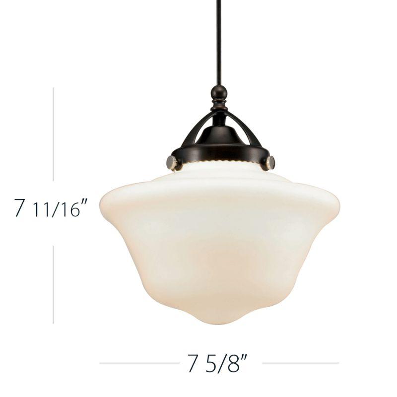 WAC Lighting MP-LED492 Milford 1 Light 3000K High Output LED Monopoint Sale $208.00 ITEM: bci2270596 ID#:MP-LED492-WT/DB UPC: 790576224763 :