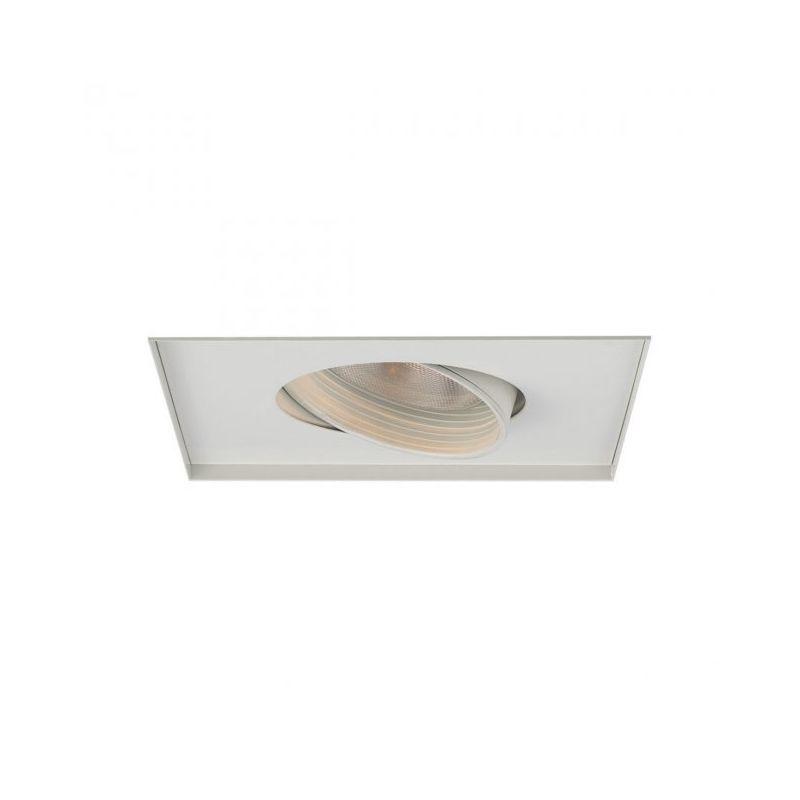 "WAC Lighting MT-138 8"" Multiple Spot Recessed Light Adjustable Trim"