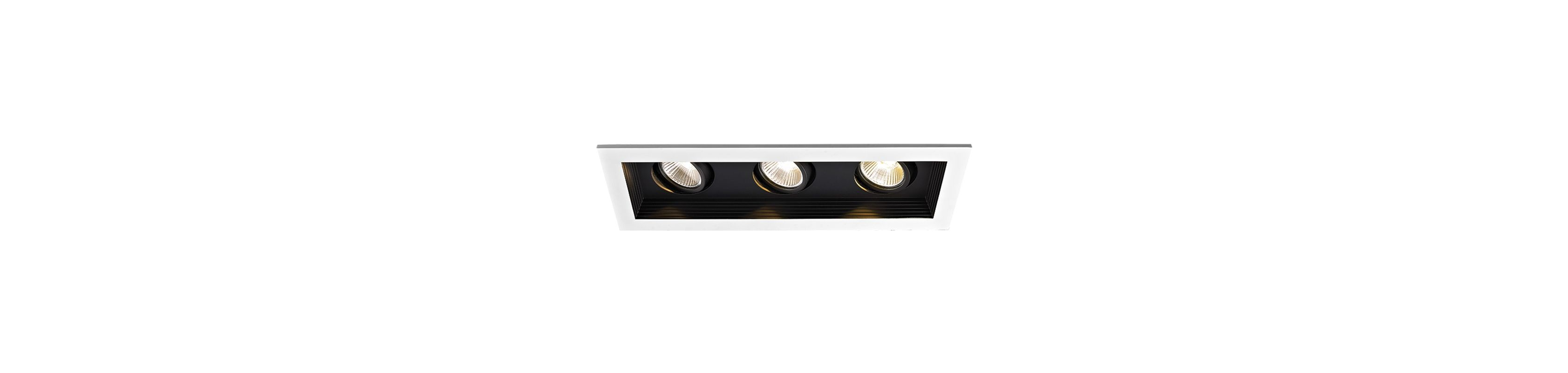 "WAC Lighting MT-3LD311NA-F30 New Construction 1 Light Mini LED Sale $540.00 ITEM: bci2426776 ID#:MT-3LD311NA-F30-BK UPC: 790576290089 Features: Complete unit with housing and trim Each light individually adjustable 30° Beam angle cutoff for reduced glare Lamping Technology: Fixture Output Efficiency: 68.64 Lumens per Watt LED - Light Emitting Diode: Highly efficient diodes produce little heat and have an extremely long lifespan. Specifications: Number of Bulbs: 1 Bulb Type: LED Bulb Included: Yes Watts Per Bulb: 33 Wattage: 33 Voltage: 120 Average Hours: 50000 Color Rendering Index (CRI): 85 Color Temperature: 3000K Height: 8.69"" Width: 17.88"" Depth: 5.13"" UL Listed: Yes :"