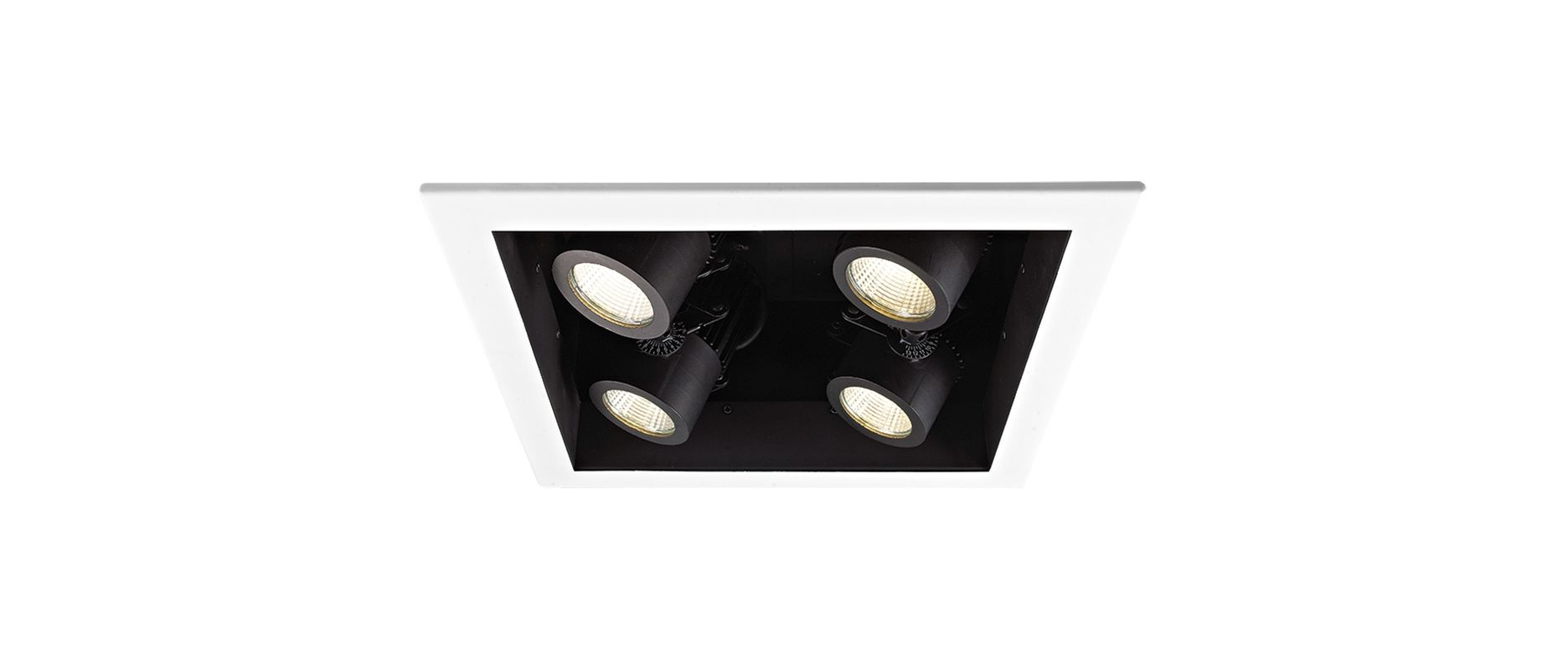 WAC Lighting MT-4LD226N-F927 4 Light Energy Star 2700K High Output LED