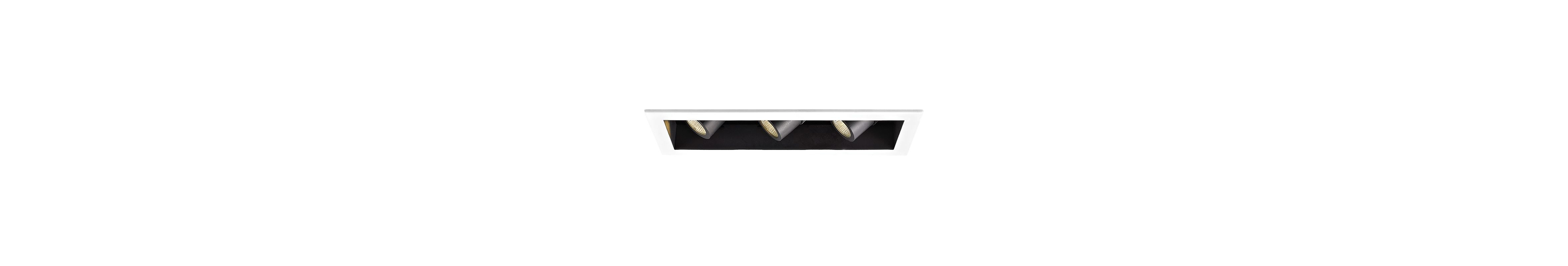 "WAC Lighting MT-4LD316N-S30 4"" Trim 3000K High Output LED Recessed"