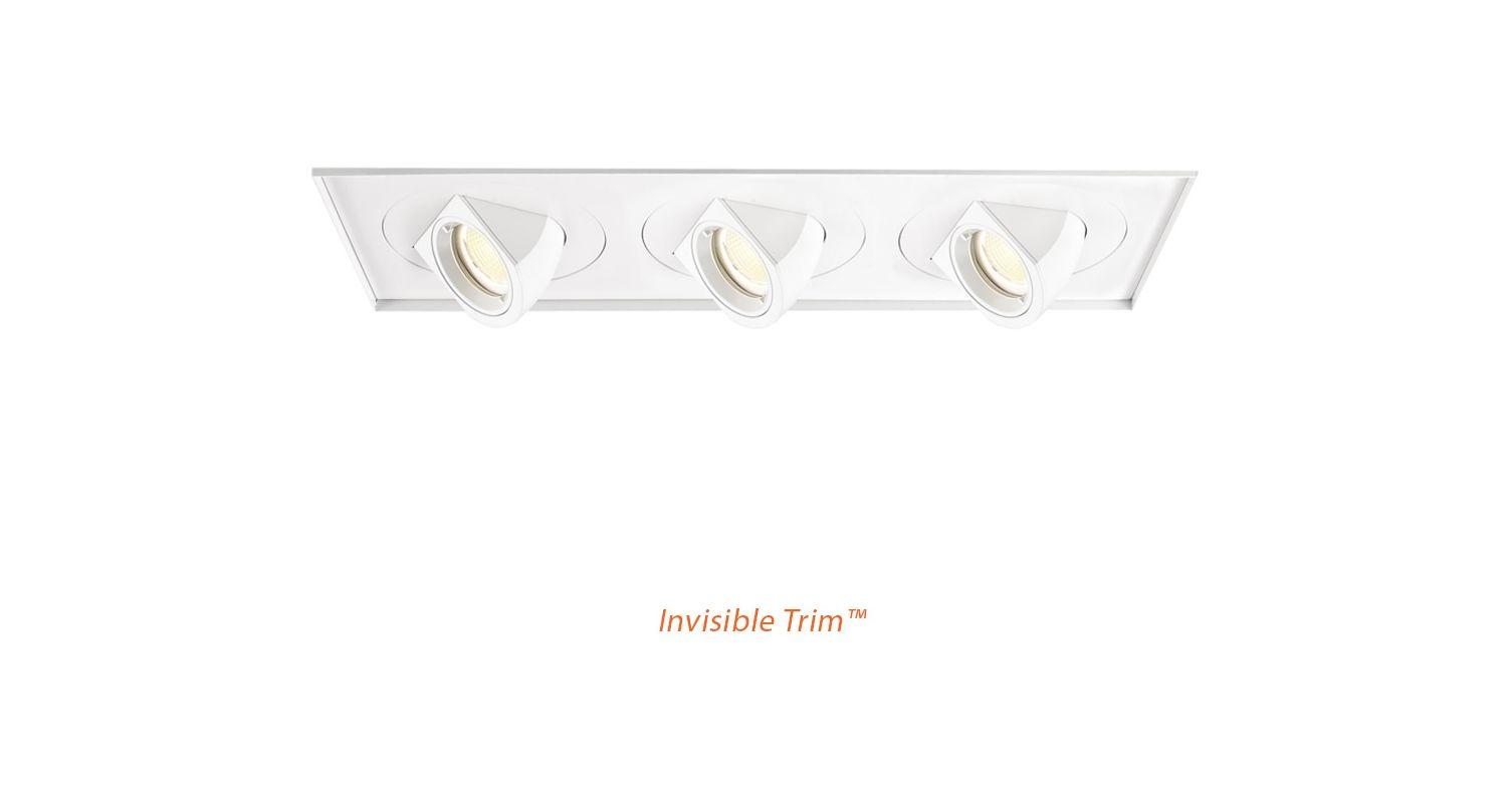 WAC Lighting MT-5LD325TL-F27 Multiple Spot 2700K High Output LED