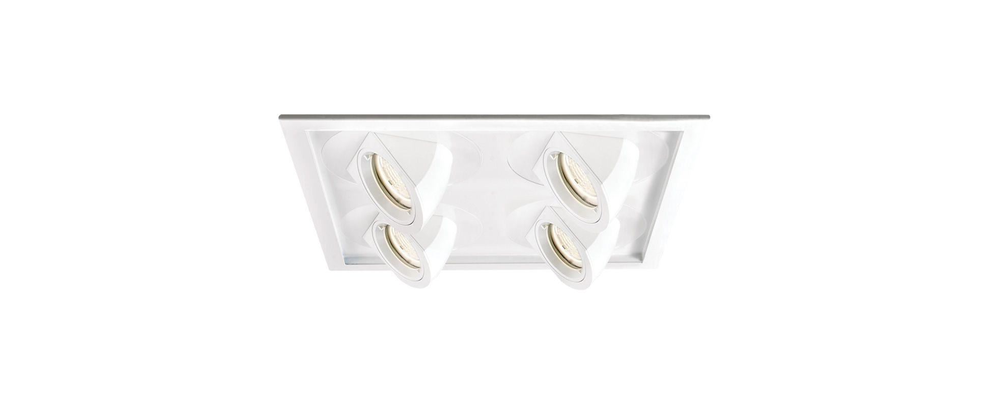 WAC Lighting MT-5LD445T-S40 Multiple Spot 4000K High Output LED Sale $432.00 ITEM: bci2426976 ID#:MT-5LD445T-S40-WT UPC: 790576278827 :