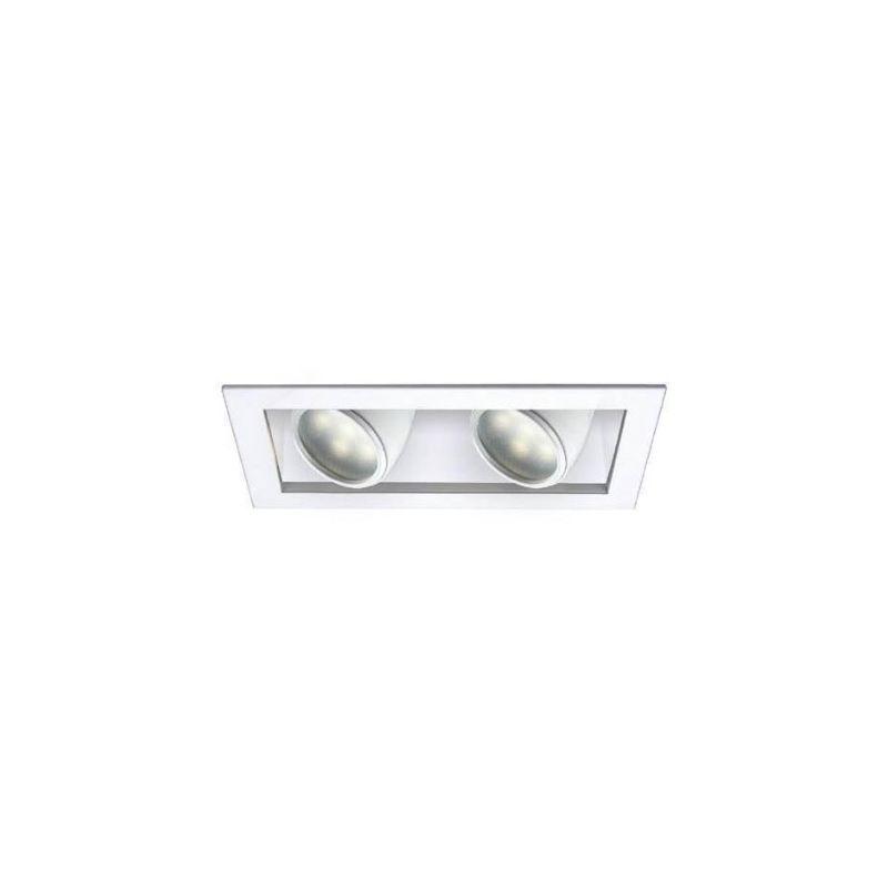 WAC Lighting MT-LED218S-WWHS Multiple Spot 3000K High Output LED Sale $540.00 ITEM: bci1648250 ID#:MT-LED218S-WWHS-WT UPC: 790576188591 :
