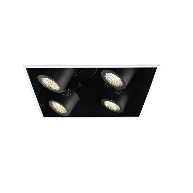 WAC Lighting MT4LD221NE-F35 Precision Multiples 3500K 4&quote LED 4 Light