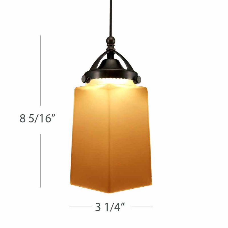 WAC Lighting QP-LED498 Huntington LEDme Quick-Connect Pendant Canopy