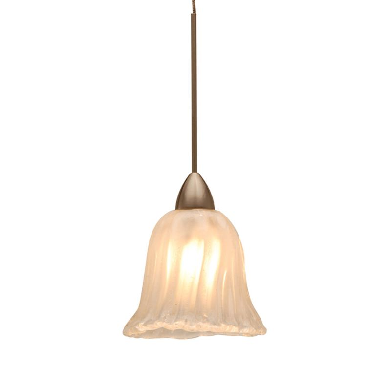 WAC Lighting QP531-FR Florentine Quick Connect Pendant with Frosted