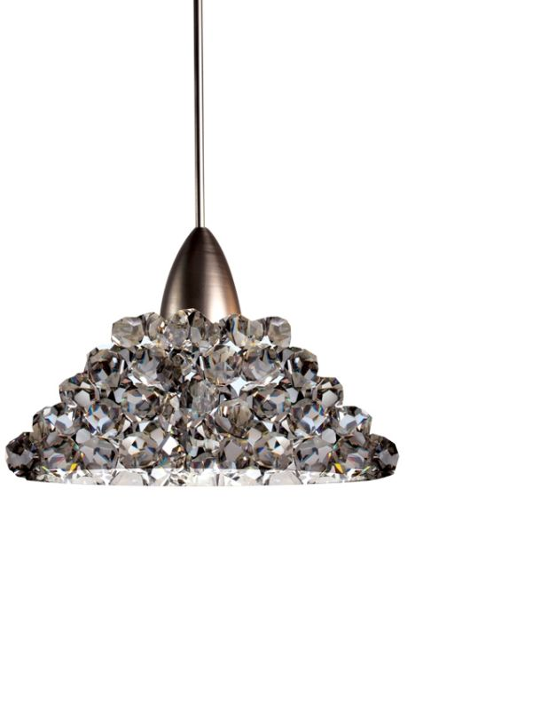WAC Lighting QP543 Giselle 1 Light Low Voltage Quick Connect Track
