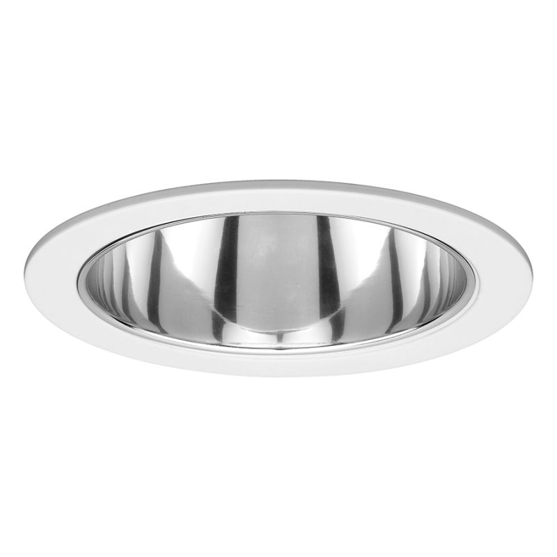 "WAC Lighting R-656 6"" Line Voltage Recessed Light Reflector Trim Clear"