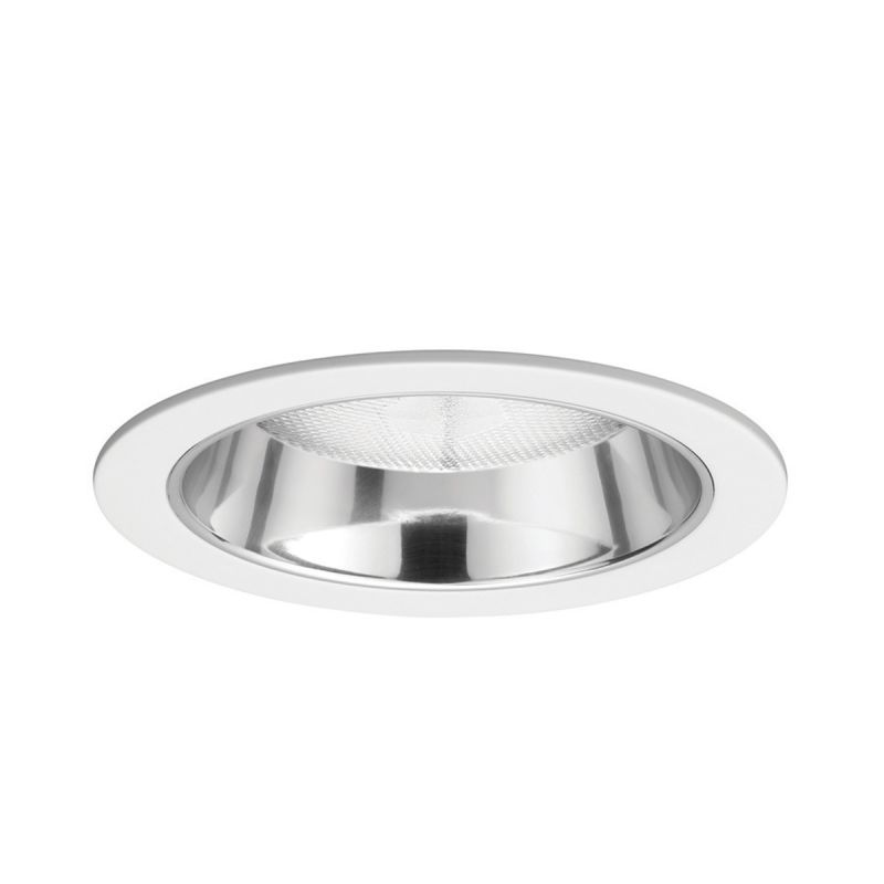 "WAC Lighting R-657 6"" Line Voltage Recessed Light Reflector Trim Clear"