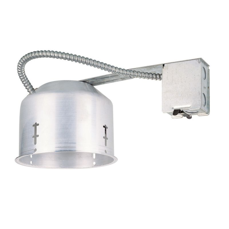 "WAC Lighting R6VI-S-R-ICA 6"" Trim Recessed Light Housing for Remodel"