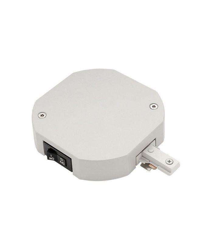 WAC Lighting TJL-JLE-1A 1 Amp 120 Watt Single Live End Track Current Sale $90.00 ITEM: bci1646830 ID#:TJL-JLE-1A-WT UPC: 790576129983 :