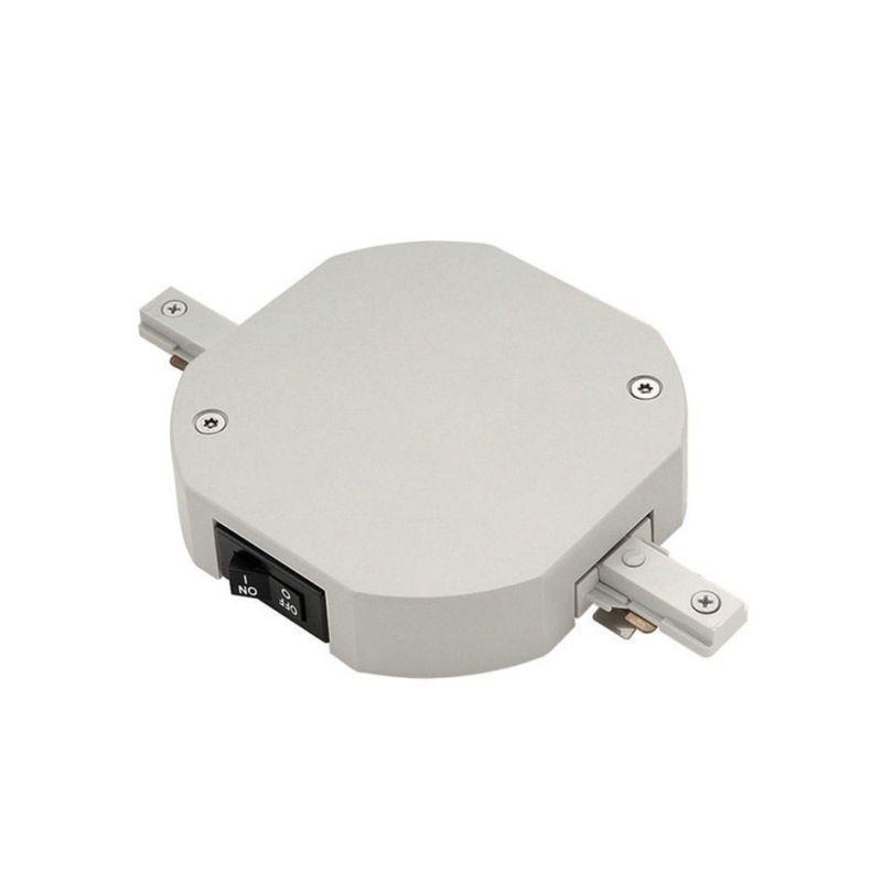 WAC Lighting TLL-LI-2-7A 2 x 7.5 Amp 1800 Watt Double Live End Track Sale $126.00 ITEM: bci1647002 ID#:TLL-LI-2-7A-WT UPC: 790576132617 :