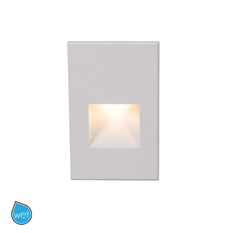 WAC Lighting WL-LED200-AM Rectangular Line Voltage LED Step Light with Sale $116.50 ITEM: bci2277221 ID#:WL-LED200-AM-WT UPC: 790576224879 :