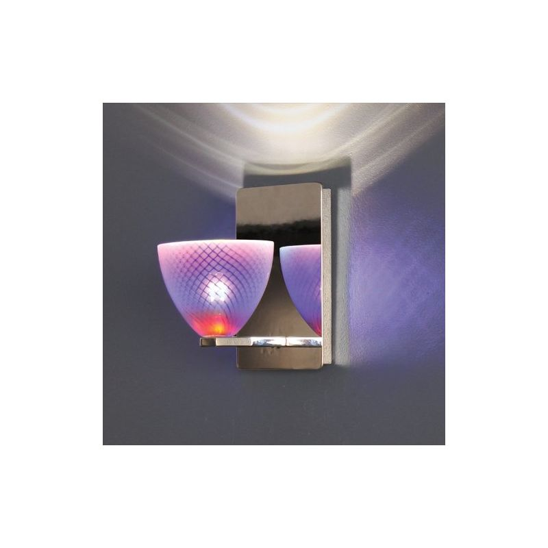 WAC Lighting WS-MR58 Dimmable Up Lighting Halogen Wall Sconce Bracket Sale $108.00 ITEM: bci2262813 ID#:WS-MR58-CH UPC: 790576262000 :