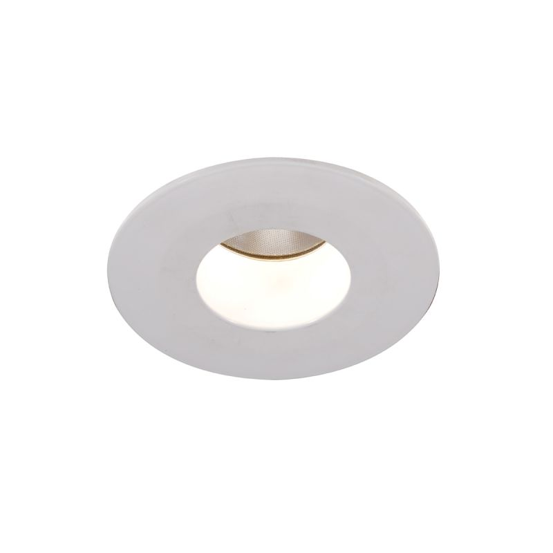 "WAC Lighting HR-2LED-T109S-W 2"" 3000K High Output LED Recessed Light"