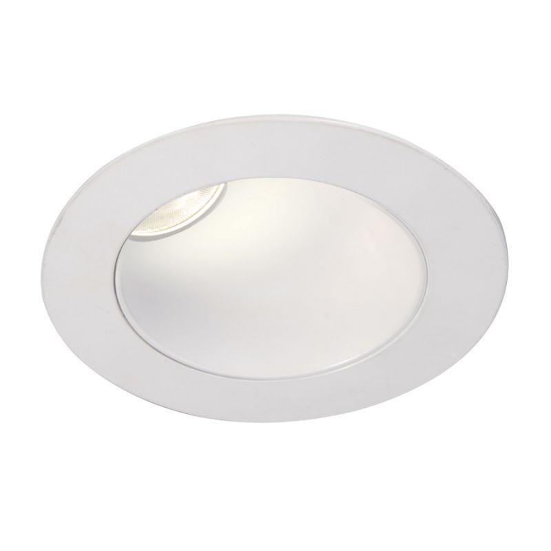 "WAC Lighting HR-3LED-T418F-W 4"" 3000K High Output LED Recessed Light"