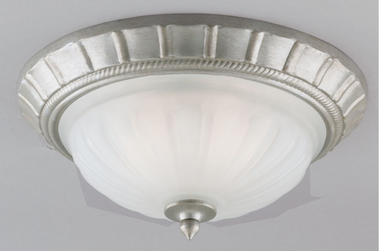 Westinghouse 64351 Single Light Ceiling Fixture Featuring Frosted