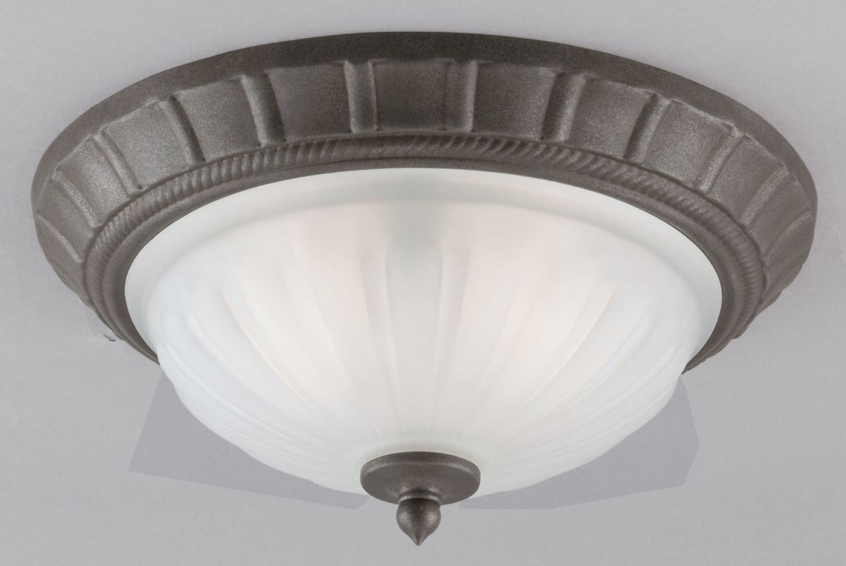 Westinghouse 64355 Single Light Ceiling Fixture Featuring Frosted