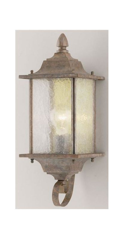 Westinghouse 67904 1 Light Outdoor Wall Sconce from the Olde Town
