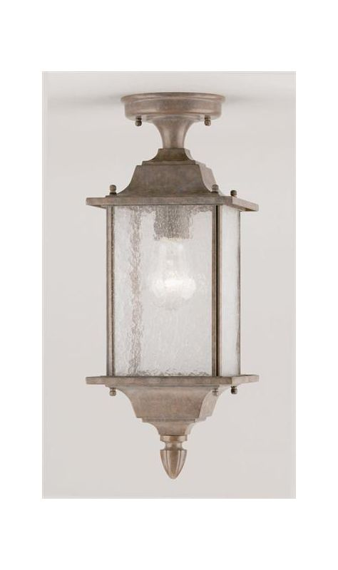 Westinghouse 67905 1 Light Outdoor Pendant from the Olde Town