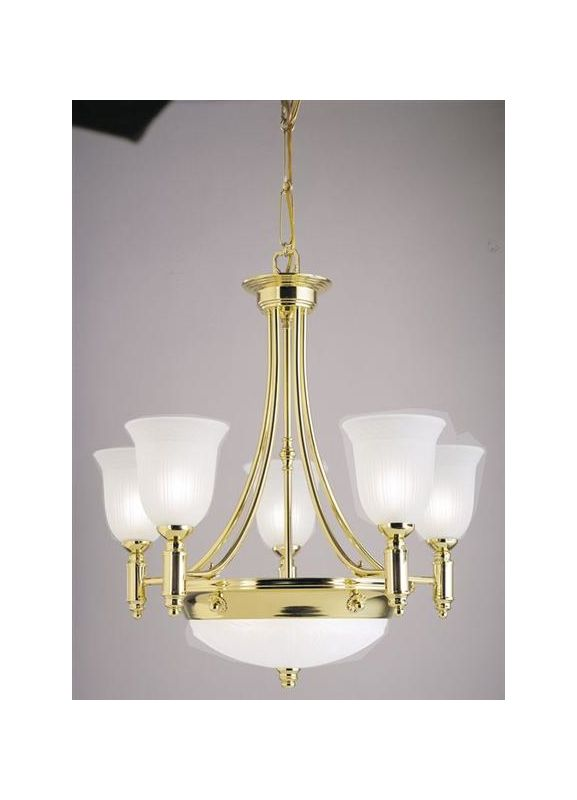 Westinghouse 69155 8 Light Up / Down Lighting Chandelier from the